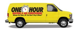 one hour van